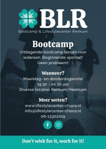 Bootcamp flyer BLR